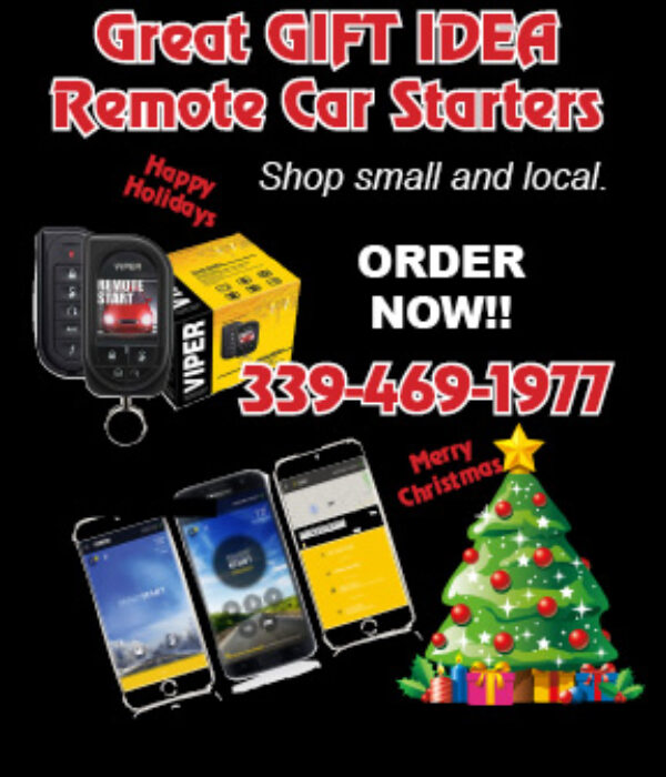 Remote car starters - Abington