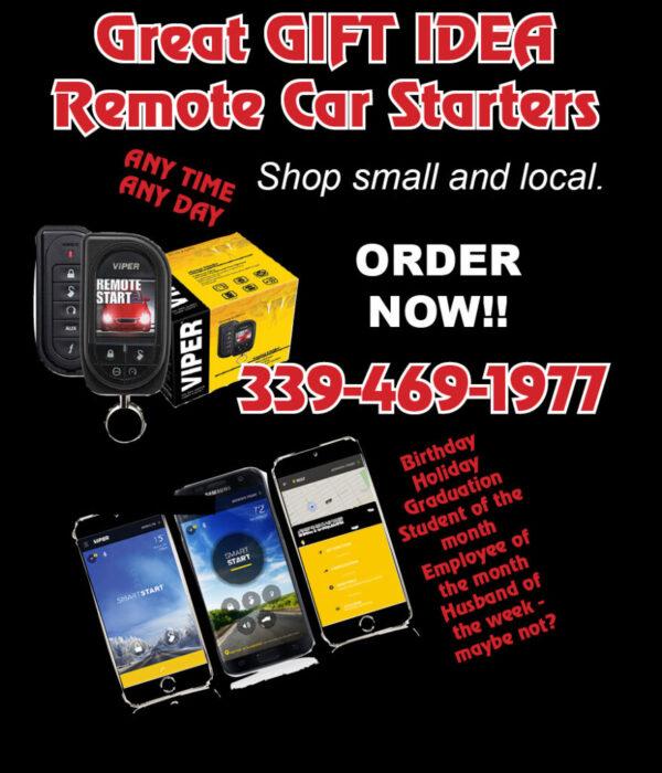 Remote car starters - Abington